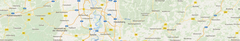Web-Print-Service Webdesign bei Heidelberg